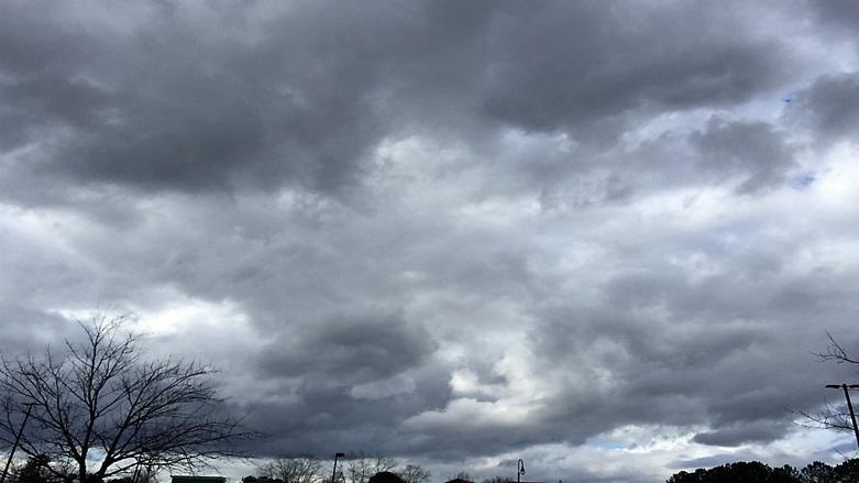 باران لە ناوچەیەكی هەرێم دەبارێت