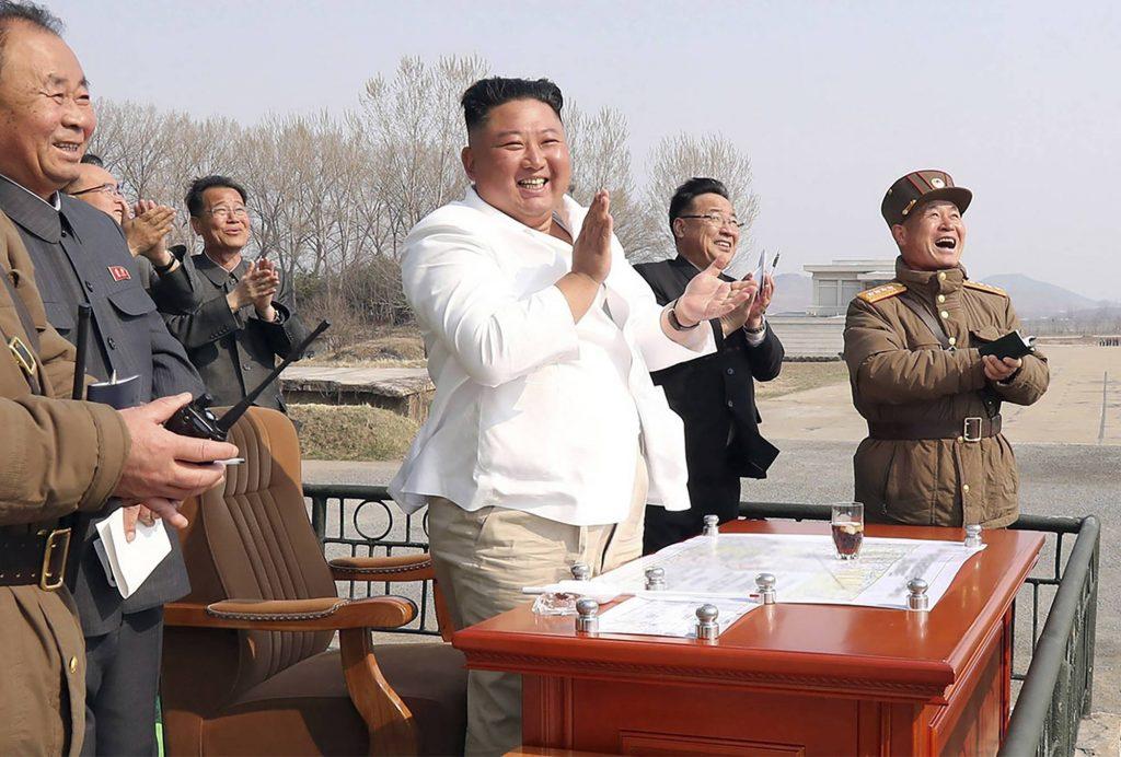 سەرۆکی کۆریای باکور بە تۆمەتێکی جیاواز پیاوێکی گولـلەباران کرد