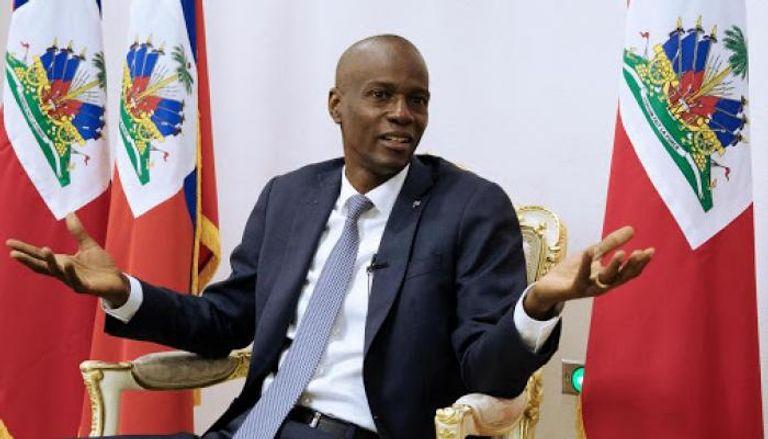 سەرۆکی هایتی تیرۆر کرا