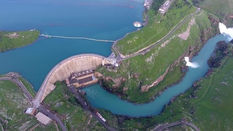 نزیکەى 4 ملیار دینار بۆ پەرەپێدانی ئاوی دووكانی كۆن-سلێمانی تەرخان كرا