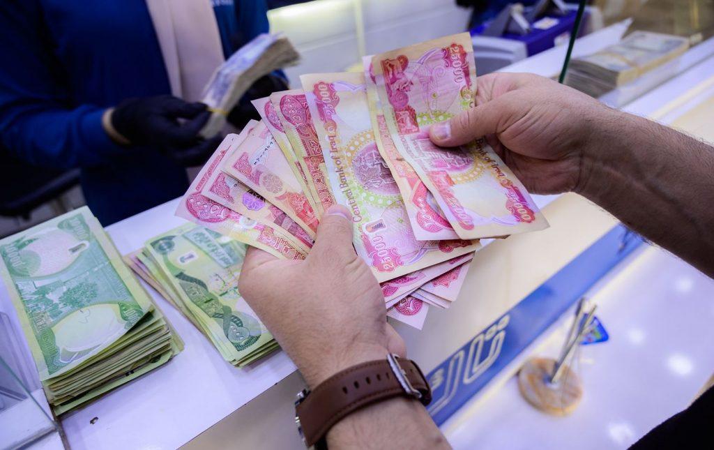 وەزیری دارایی عێراق: ناردنی بڕی 200 ملیار دینار بۆ هەرێم بەشێوەی مانگانە نابێت