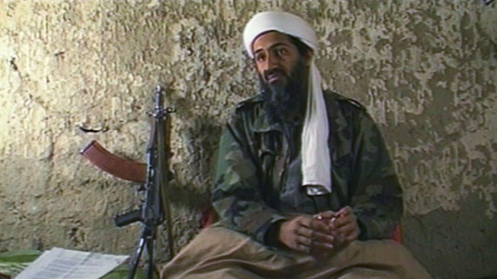 تەنافێك شوێنەكەی بن لادنی ئاشكرا كرد